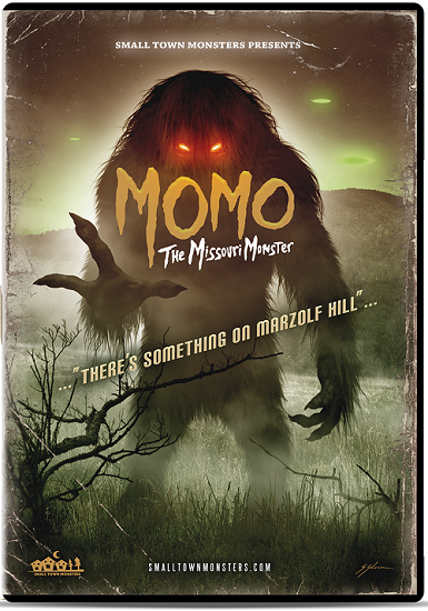 70s Grindhouse Homage MOMO: THE MISSOURI MONSTER Arrives September 20th on DVD and VOD from Small Town Monsters