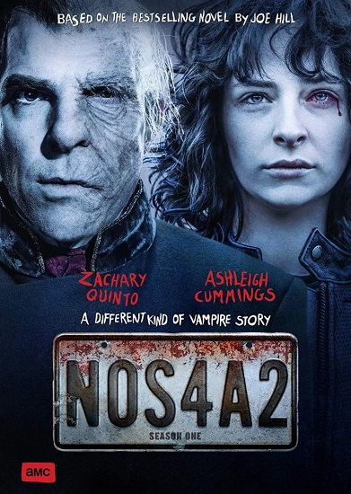 NOS4A2 SEASON 1 Coming to Blu-ray and DVD on October 22nd