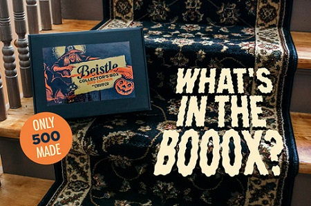 WHAT'S IN THE BOOOX? | (Very) Limited Edition Beistle®