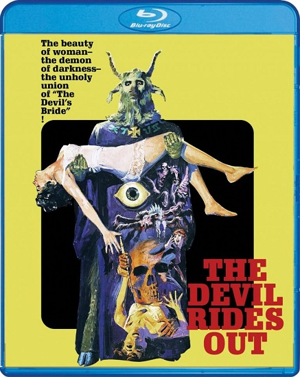 Full Release Details for Scream Factory's THE DEVIL RIDES OUT Blu-ray