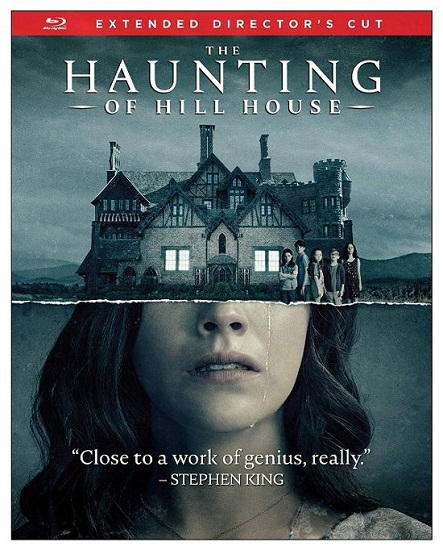 The Haunting of Hill House Complete Series – Blu-ray Review
