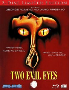 Two Evil Eyes – Blu-ray Review