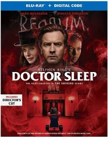 Blu-Ray Review: DOCTOR SLEEP
