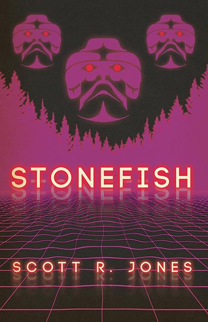 New Release: Scott R. Jones' STONEFISH