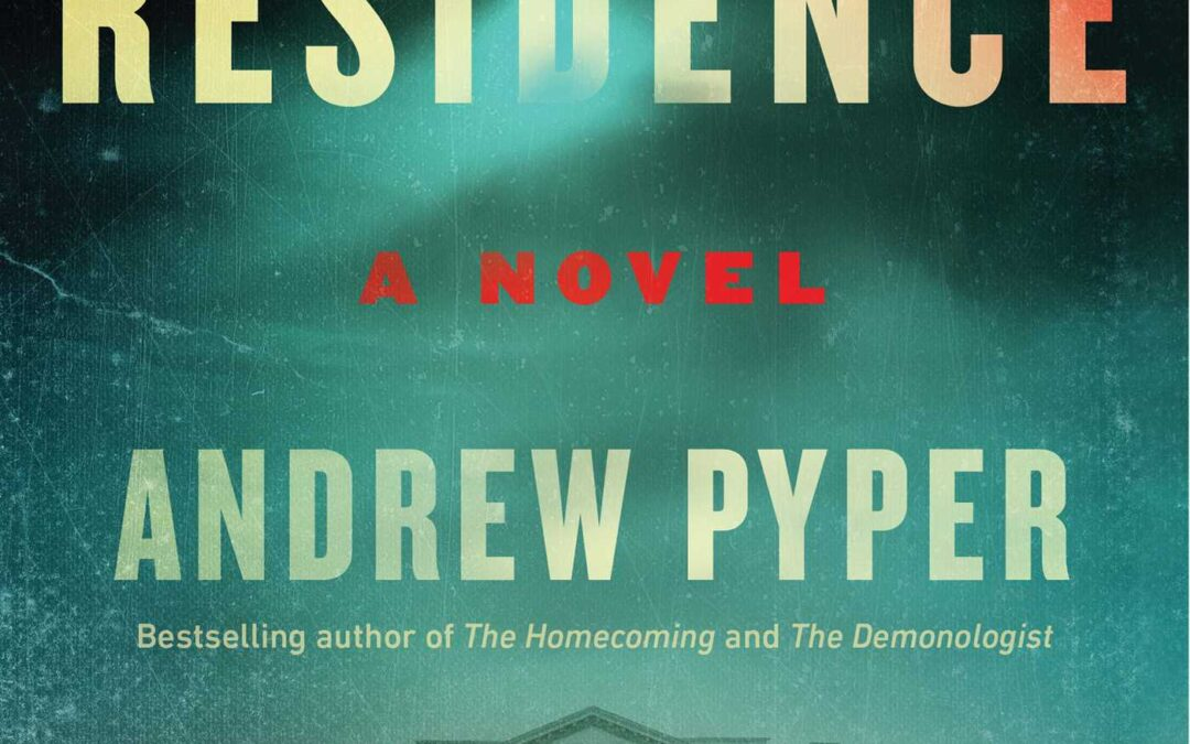Book Review: THE RESIDENCE