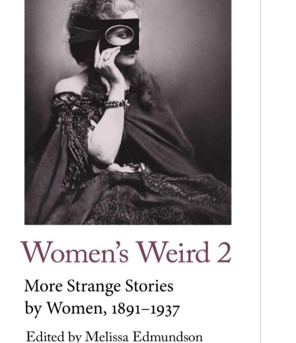 Book Review: WOMEN'S WEIRD 2