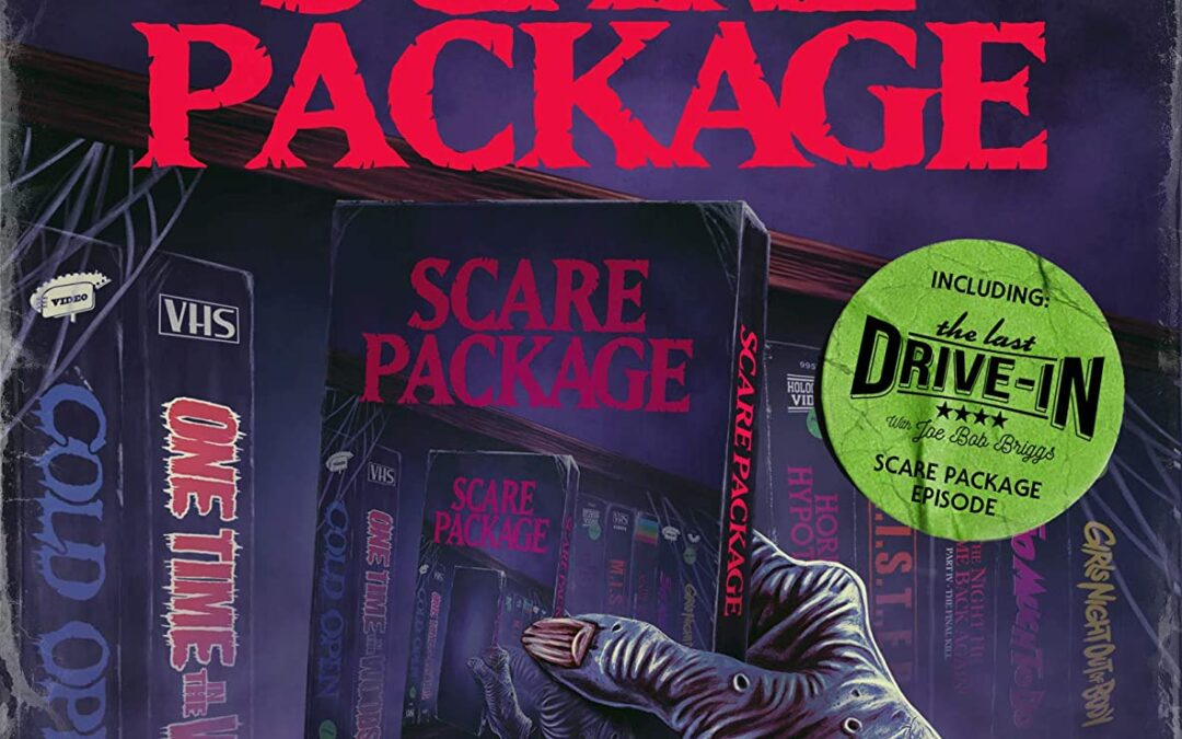 Blu-ray Review: SCARE PACKAGE