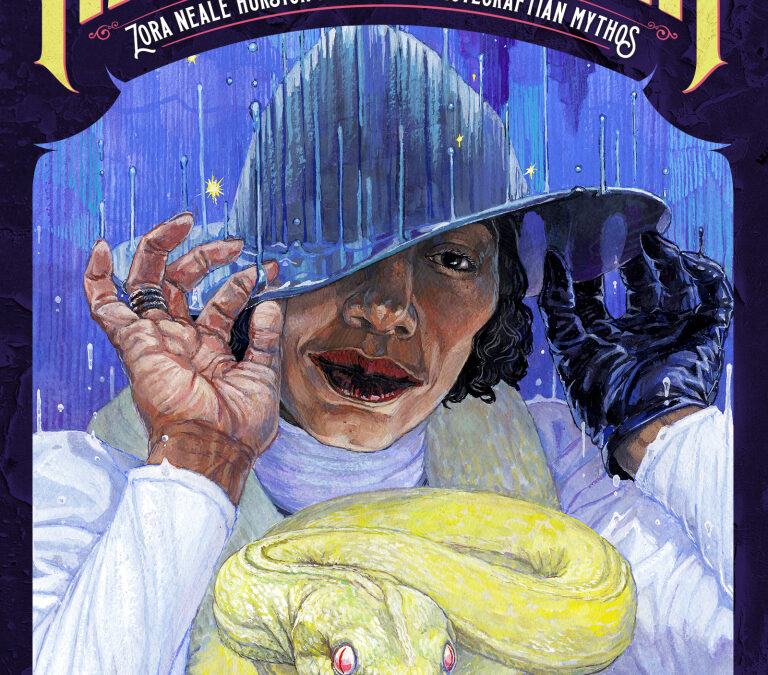RAINBRINGER: ZORA NEALE HURSTON AGAINST THE LOVECRAFTIAN MYTHOS