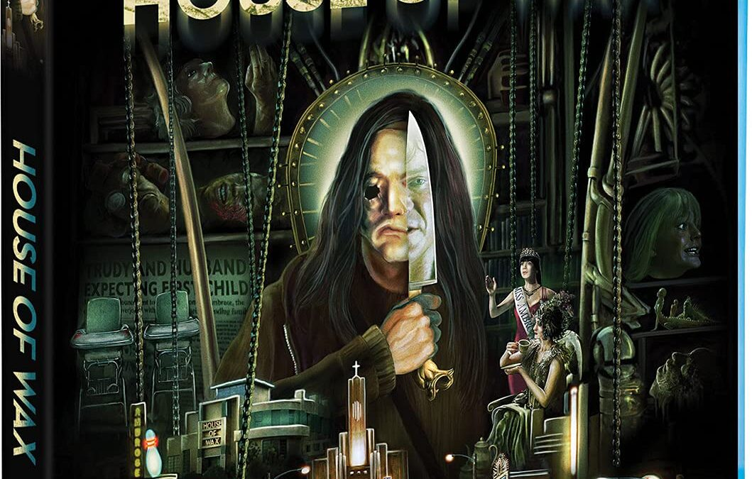 Blu-ray Review: HOUSE OF WAX