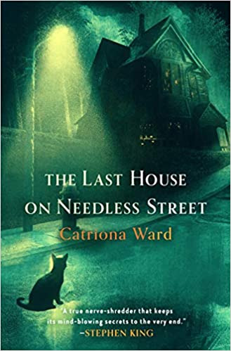 Book Review: THE LAST HOUSE ON NEEDLESS STREET