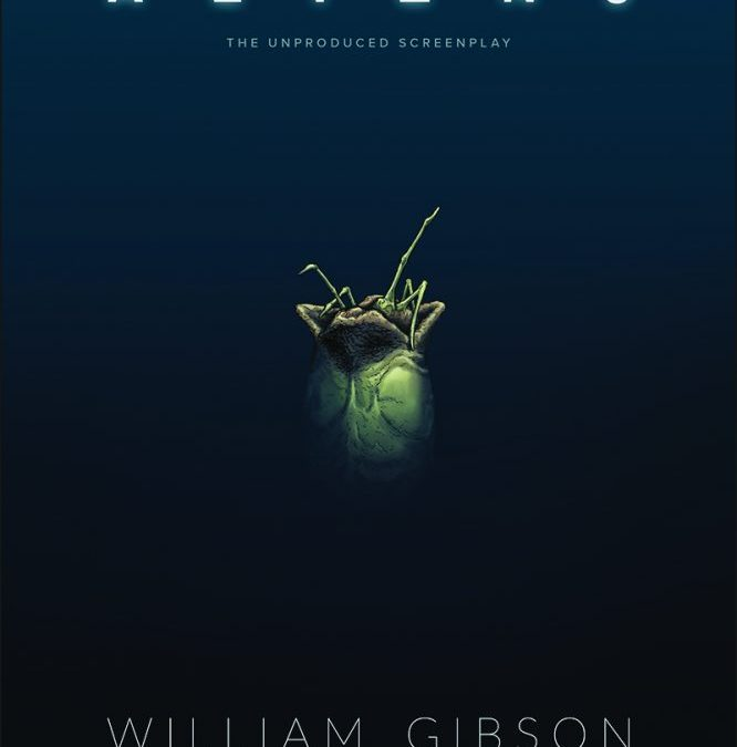 SDCC 2018: William Gibson's 'Alien 3' Screenplay Gets the Comics Treatment this Summer