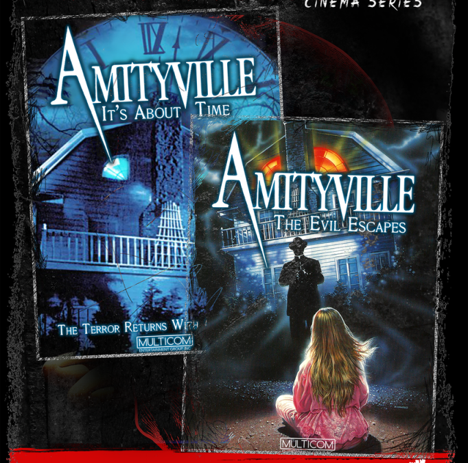 'Amityville' Double Feature — In Theaters Nationwide for One Night Only Thursday, October 4th