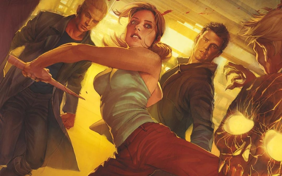 Sink Your Teeth into a 'Slayerverse' Anthology from Joss Whedon and Dark Horse