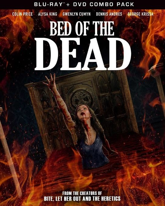 Black Fawn Distribution to Release Bloody New Horror Film 'Bed of the Dead'