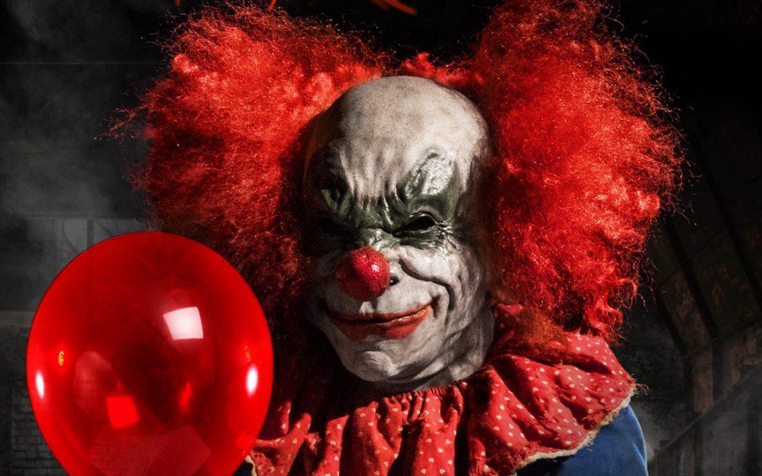 Killer Clown vs Jonathan Lipnicki in 'Circus Kane!'