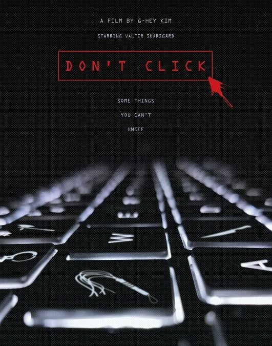 New Horror Film, 'Don't Click,' Begins Production