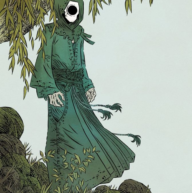 The Past Never Stays Dead in 'Ghost Tree,' A Haunting Comic Book Series of Love and Loss