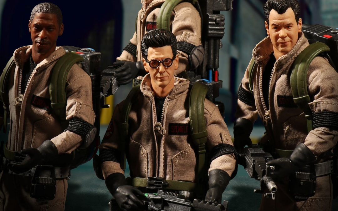 Who Ya Gonna Call? Mezco's New 'Ghostbusters' Toys!
