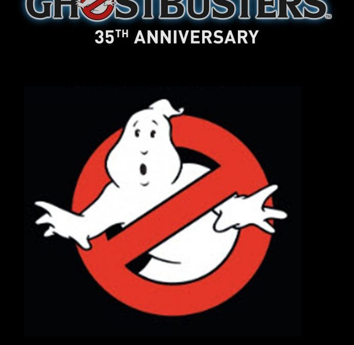 """Who Ya Gonna Call? """"Ghostbusters"""" is Back for Its 35th Anniversary"""