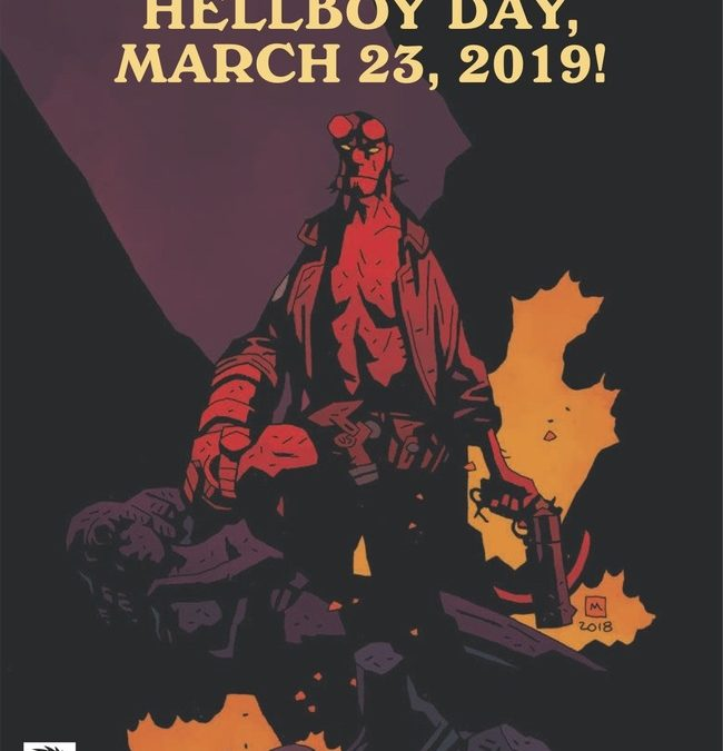 Dark Horse Announces Hellboy Day 2019