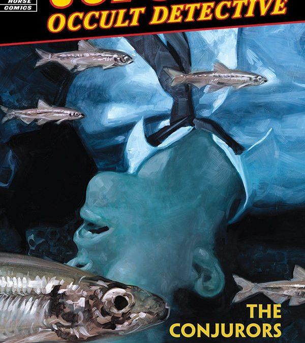 Joe Golem is Dead in JOE GOLEM: OCCULT DETECTIVE–THE CONJURORS #1