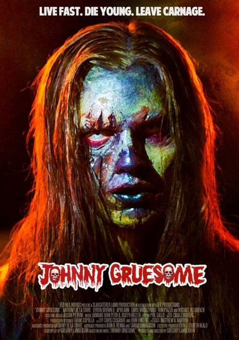 'Johnny Gruesome' Available Starting Today Through ON DEMAND!