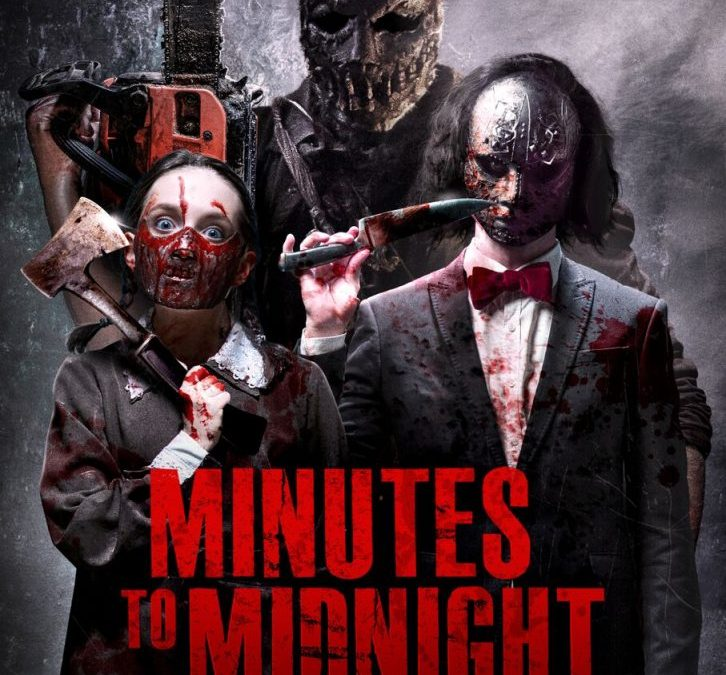 First Official Trailer for 'Minutes to Midnight'