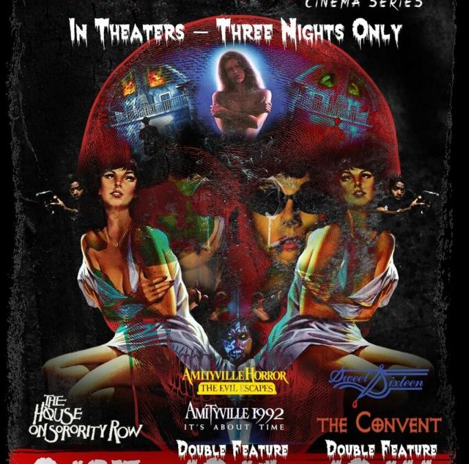 Fan-Curated 'Retro Nightmares' Cinema Series Brings Campy Fun Back to Theaters Nationwide for Three Nights Only Beginning this September