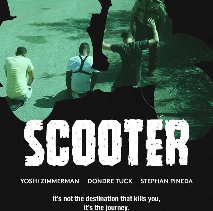 'Blair Witch on Bikes' – Found-Footage Thriller SCOOTER in Theaters this Fall