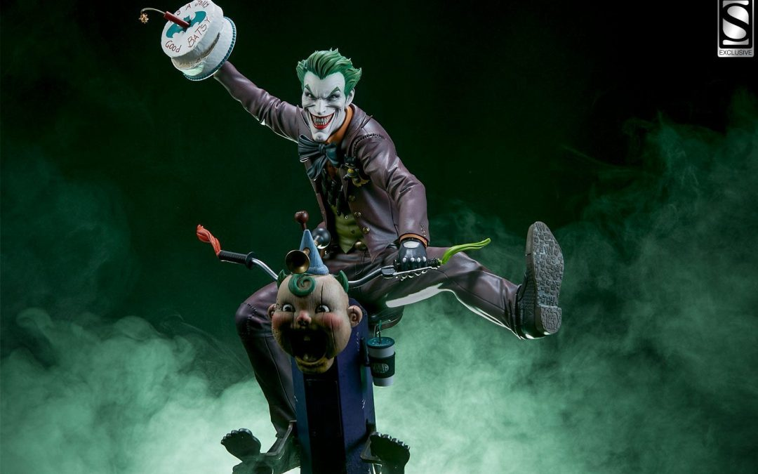 Sideshow is Tackling 'The Joker!'