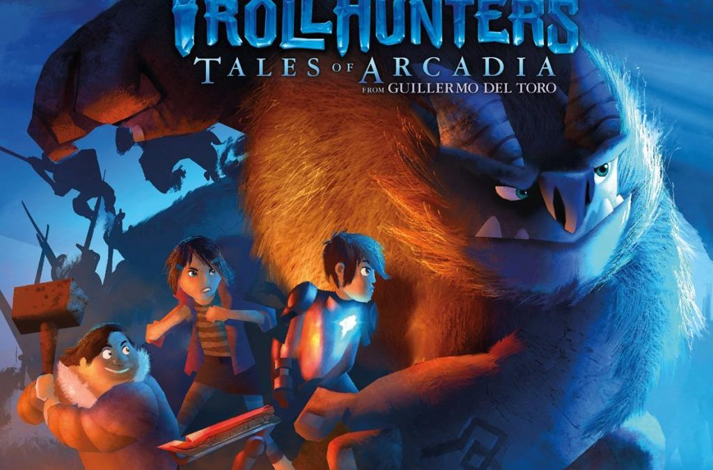 Guillermo del Toros Emmy Award-Winning Series 'Dreamworks Trollhunters' Expands at Dark Horse