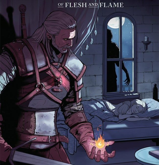 Dark Horse and CD PROJEKT RED Further Explore the World of 'The Witcher'