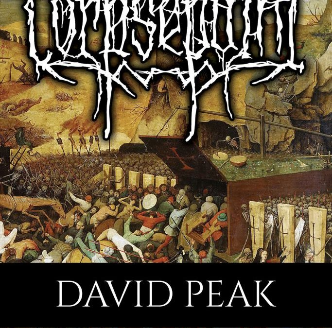 Interview with David Peak, Author of 'Corpsepaint'
