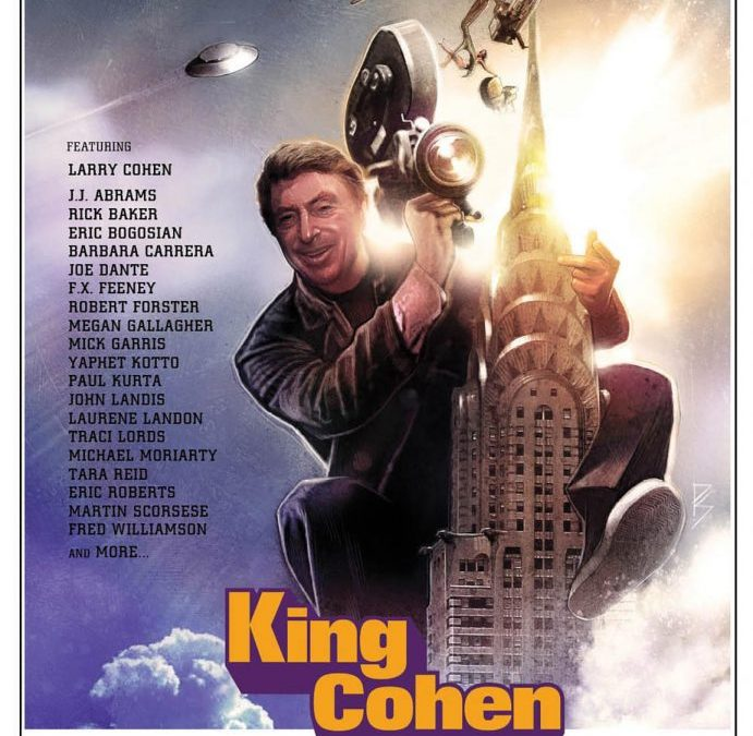 First Clip Release from 'King Cohen'