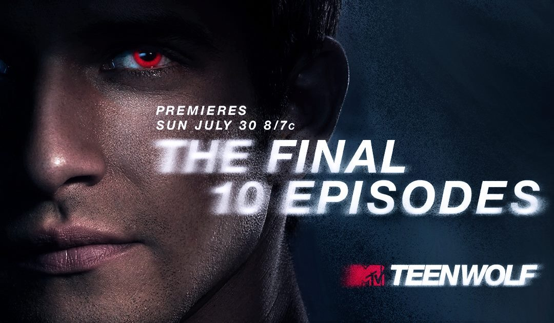 """MTV Releases 'Teen Wolf' """"Final Fight"""" Trailer and SDCC News!"""
