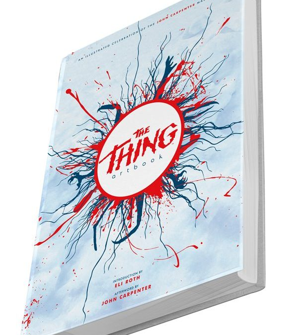 The Thing: Artbook – Book Review
