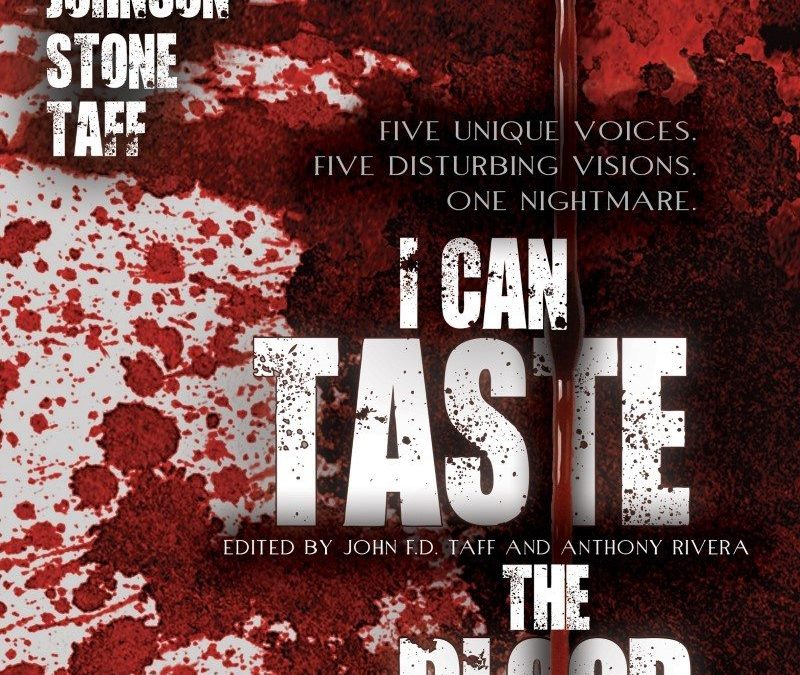 I Can Taste the Blood – Book Review