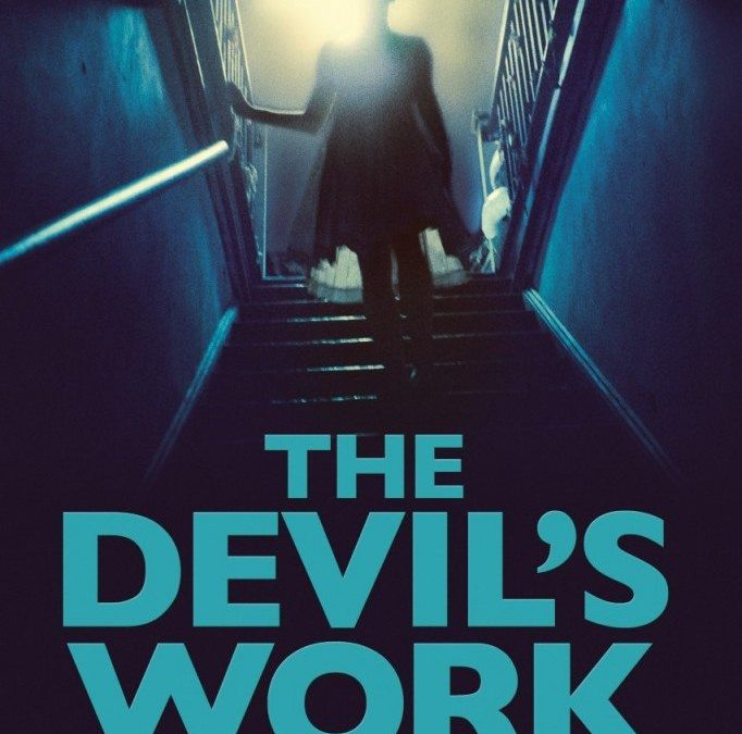 Enter to Win a copy of 'The Devil's Work'!