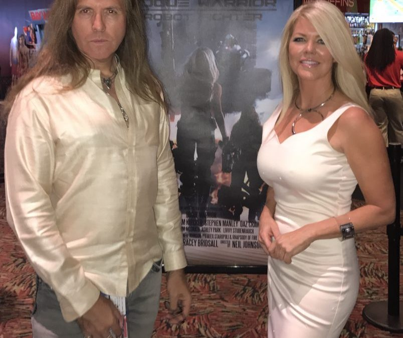 Interview – Tracey Birdsall, Rogue Warrior: Robot Fighter