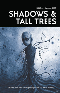 Shadows and Tall Trees, Issue 5 – Magazine Review