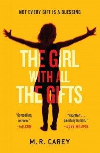 The Girl with All the Gifts – Book Review