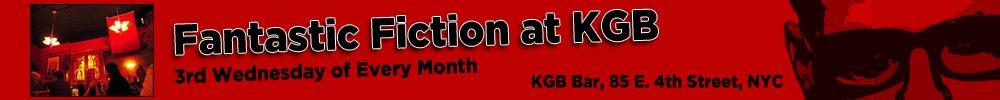 Grady Hendrix and David Leo Rice, Wednesday, November 15th at the KGB Bar