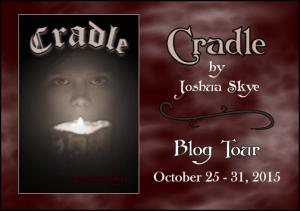 'Cradle' Blog Tour: Signature Images