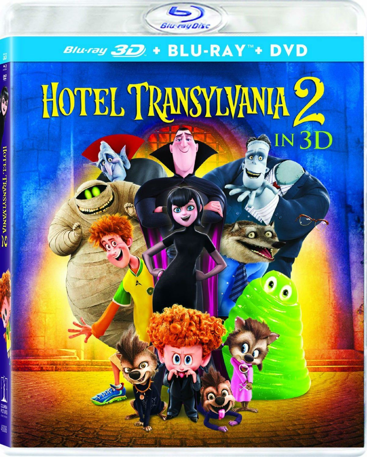 For The Kiddos, 'Hotel Transylvania 2' Will Be Released In