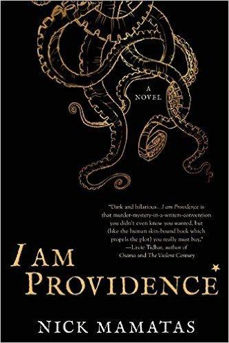 I Am Providence – Book Review