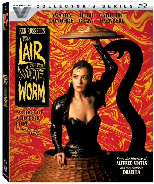 Be Prepared To Enter 'The Lair Of The White Worm' Next January!