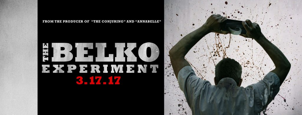 Can't Wait For 'The Belko Experiment'? Check It Out In Claymation!