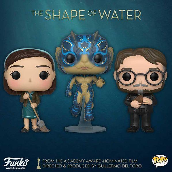 Funko Celebrates 'The Shape of Water'