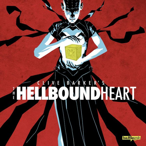 Love Clive Barker? A New Audio Drama of 'The Hellbound Heart' is Coming!