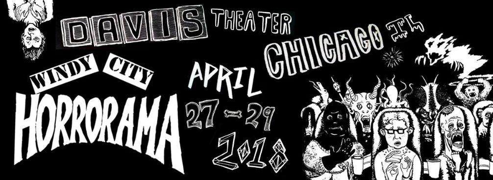 Near Chicago? The Lineup for 'Windy City Horrorama 2018' is Out!